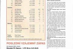 Bulletiny 04 - 05: Brno - Opava