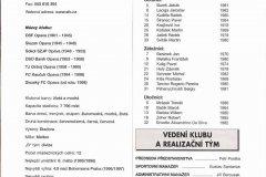 Bulletiny 04 - 05: Drnovice - Opava