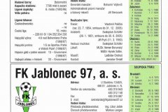 Bulletiny 04 - 05: Jablonec - Opava