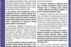 Bulletiny 04 - 05: Opava - Jablonec