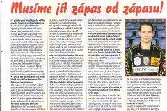 Bulletiny 04 - 05: Opava - Slovácko