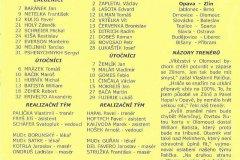 Bulletiny 04 - 05: Opava - Zlín