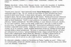 Bulletiny 07 - 08: Čáslav - Opava