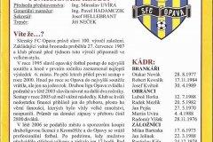 Bulletiny 07 - 08: Dukla - Opava