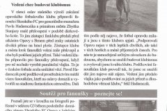 Bulletiny 07 - 08: Opava - Slovácko