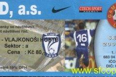 2004 - 2005 9. Drnovice - SFC OPAVA