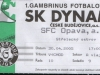 2004 - 2005 25. České Budějovice - SFC OPAVA