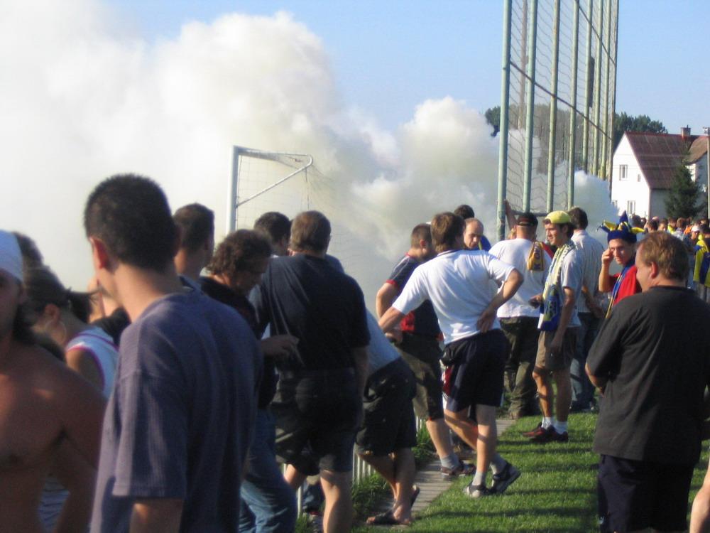 2005 - 2006 2. Velké Hoštice - SFC OPAVA