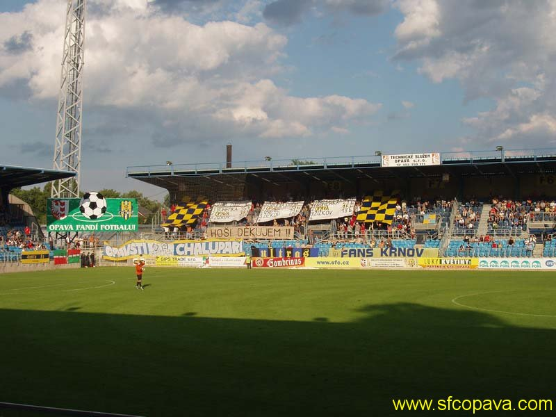 2006 - 2007 30. SFC OPAVA- Sokolov