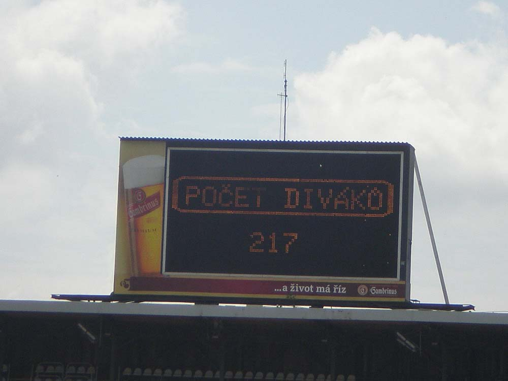2007 - 2008 28. Krč - SFC OPAVA
