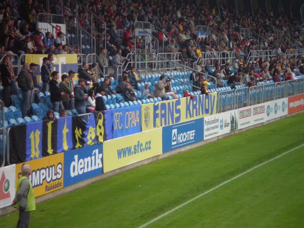 2008 - 2009 3. SFC OPAVA - Hradec Králové