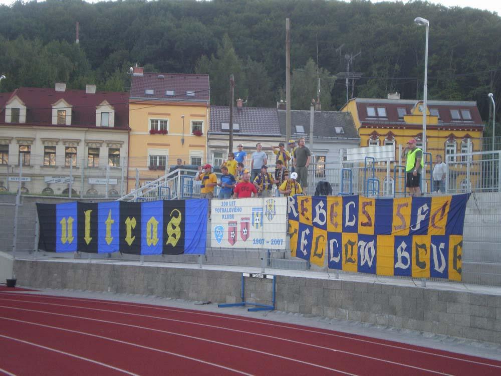 2008 - 2009 5. Ústí nad Labem - SFC OPAVA