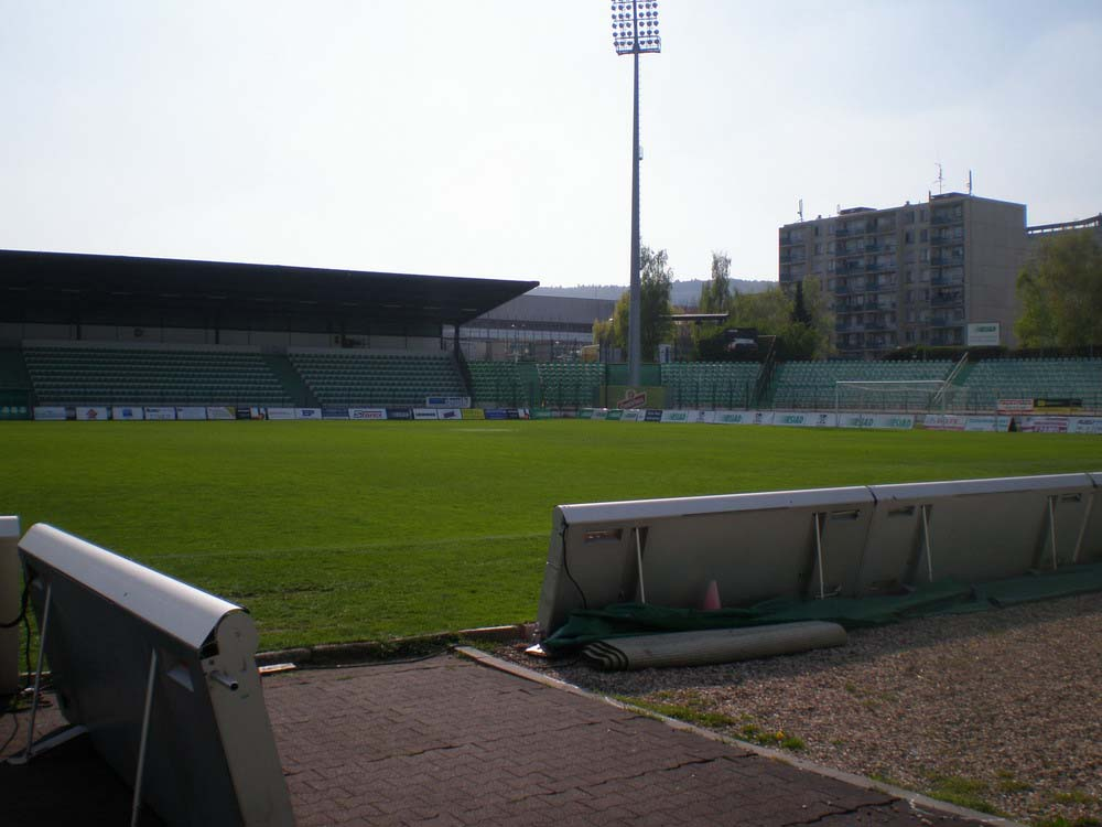 2008 - 2009 22. Most - SFC OPAVA