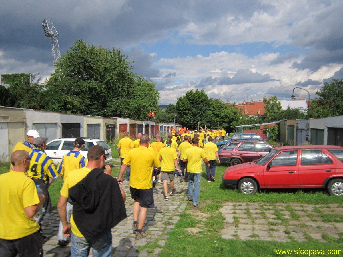 2011 - 2012 02. FC Zbrojovka Brno - SFC OPAVA
