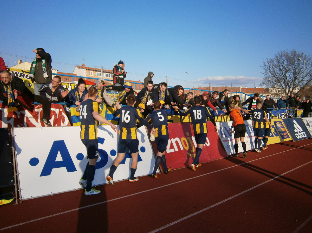 2011 - 2012 21. Znojmo - SFC Opava