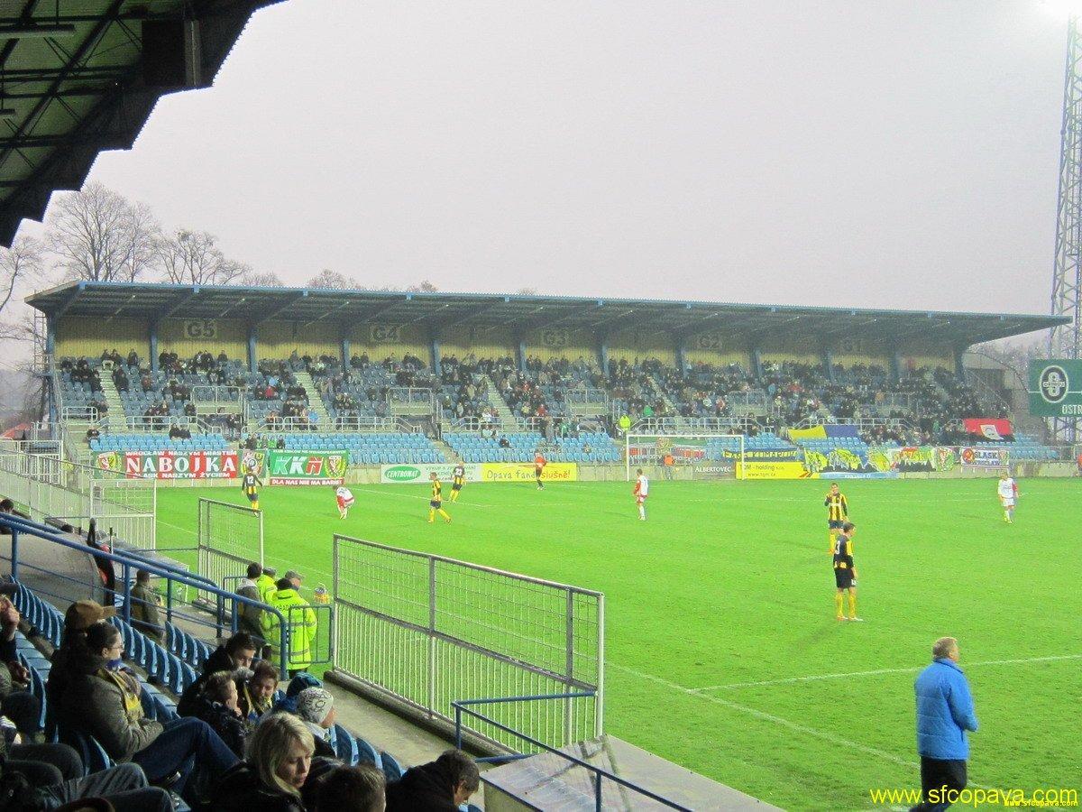 2011 - 2012 23. SFC OPAVA - Jihlava