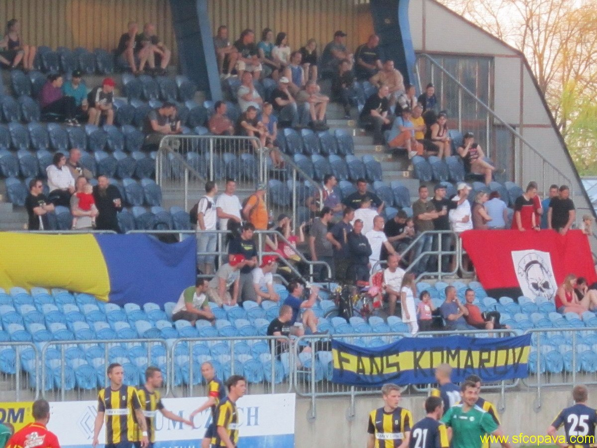 2011 - 2012 25. SFC OPAVA - Most