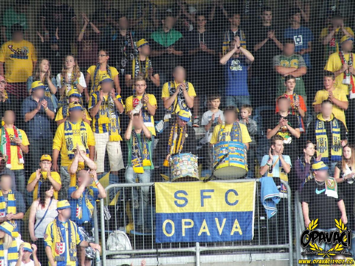 2014/2015 03. SFC Opava - Ústí nad Labem