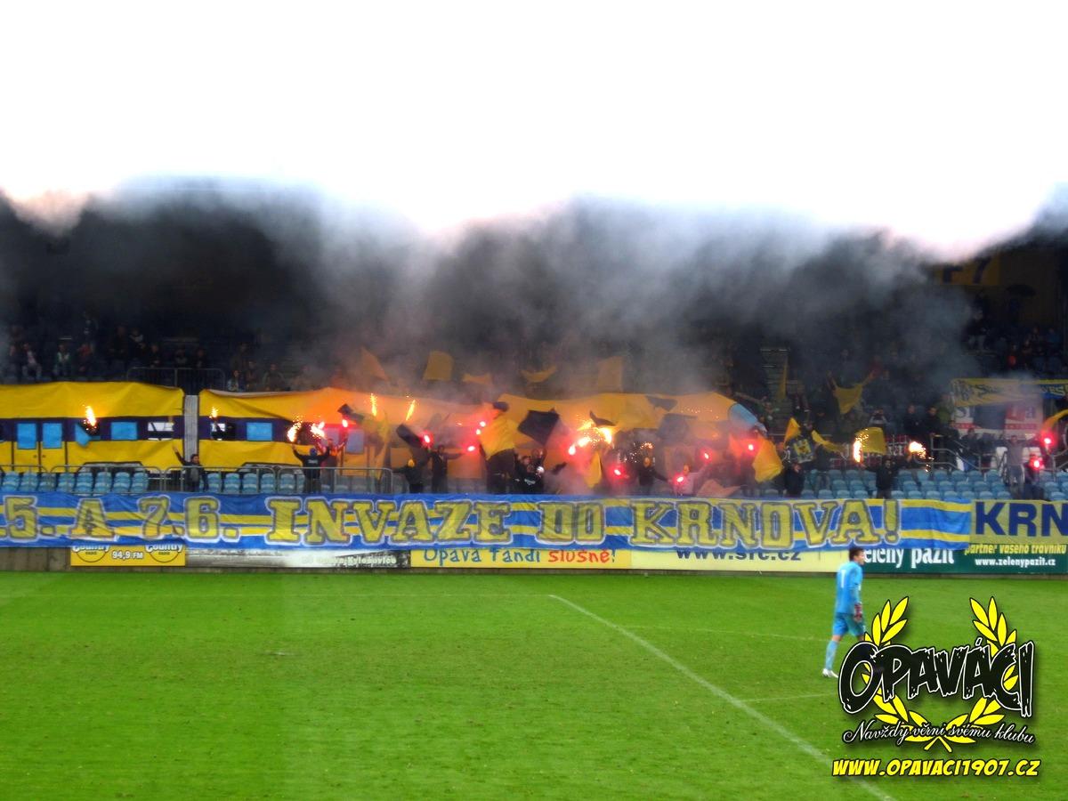 2013/2014 26. SFC OPAVA - Prostějov
