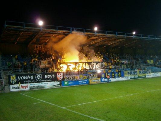 Podzim 2012 SFC - Bohemians 1905