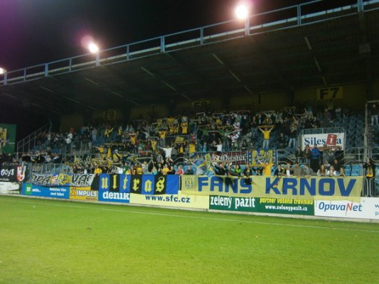 Podzim 2012 SFC - Varnsdorf