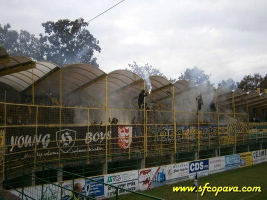 HFK Olomouc - Opava 2013/2014