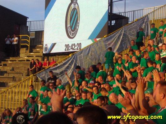 Bruggy - WKS Slask Wroclaw 2013/2014