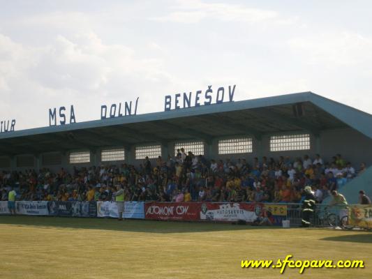 Dolní Benešov - Opava 2013/2014
