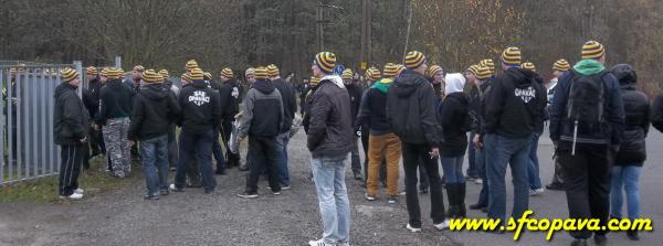 Jednotné čepky v Orlové 2013/2014