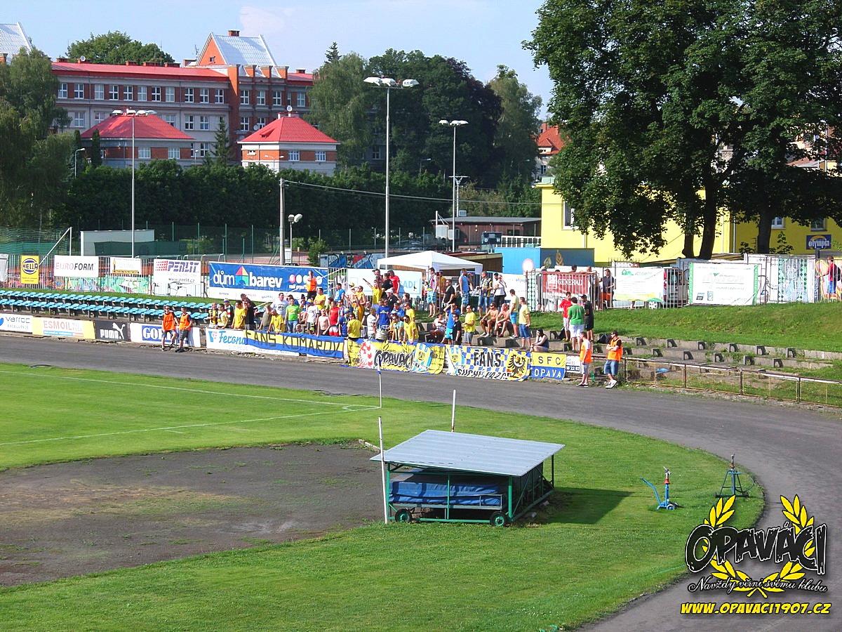 2014/2015 01. Nový Jičín - SFC OPAVA (pohár)