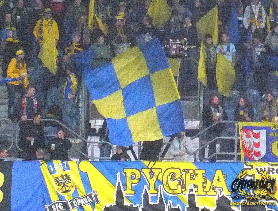 2014/2015 09. SFC OPAVA - Pardubice