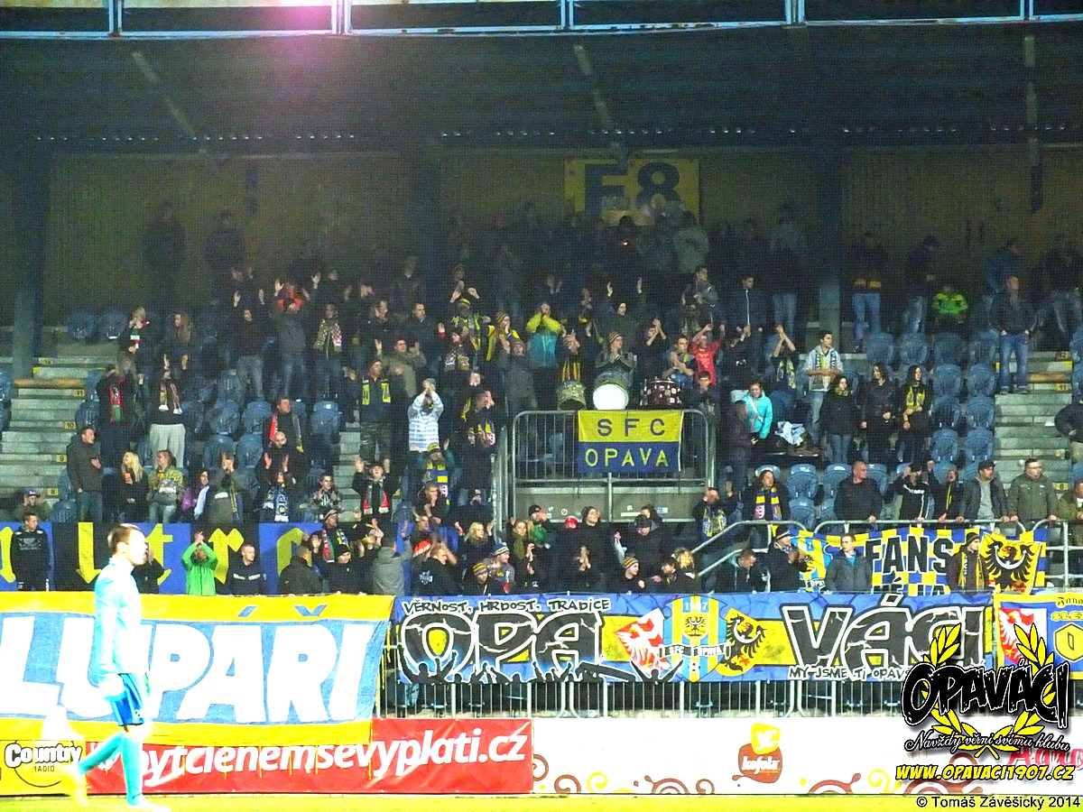 2014/2015 16. SFC OPAVA - Most