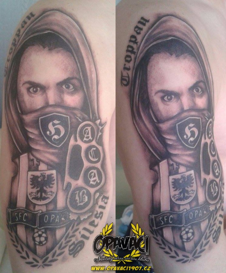 Tattoo SFC Opava