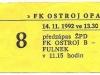 1992 - 1993 Opava - Brandýs nad Labem
