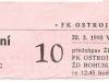 1992 - 1993 Opava - Třinec