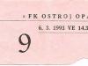 1992 - 1993 Opava - Žižkov