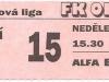 1993 - 1994 Opava - Brandýs nad Labem