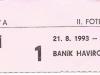 1993 - 1994 Opava - Havířov