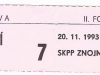 1993 - 1994 Opava - Znojmo