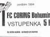1994 - 1995 Bohumín - Opava