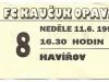 1994 - 1995 Opava - Havířov