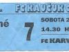 1994 - 1995 Opava - Karviná