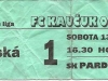 1994 - 1995 Opava - Pardubice
