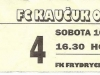 1994 - 1995 Opava - Teplice