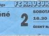 1994 - 1995 Opava - Turnov