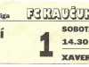 1994 - 1995 Opava - Xaverov