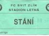 1995 - 1996 Zlín - Opava