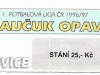 1996 - 1997 Opava - České Budějovice