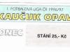 1996 - 1997 Opava - Jablonec