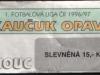 1996 - 1997 Opava - Olomouc